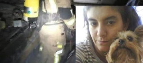 Fallece por COVID-19 la madre de Sandra, la joven quemada por su madre