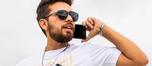 Gustavo Mioto confirma convite para 'BBB21'. (Arquivo Blasting News)