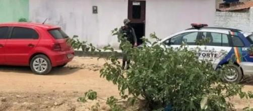 Jovem sequestrada tem tortura transmitida ao vivo (Divulgação/Polícia Civil de Alagoas)