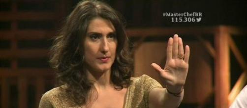 Paola Carosella anuncia saída do Masterchef. (Arquivo Blastingnews)