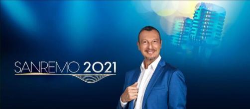 Sanremo 2021, Amadeus non esclude l'ospitata degli Abba e conferma l'idea della nave-quarantena.