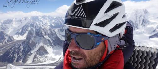 Sergi Mingote, el alpinista español que sueña con la cima invernal del K2
