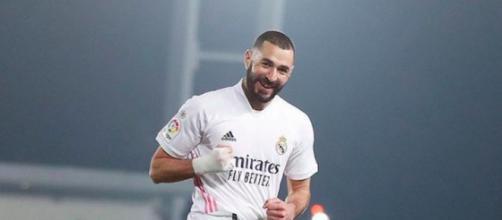 Benzema en grande forme avec le Real Madrid, Zidane voudrait le voir 'revenir en équipe de France'. ©karimbenzema Instagram Capture