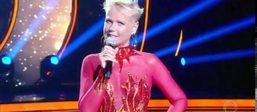 'Dancing Brasil' é apresentado por Xuxa. (Reprodução/RecordTV)