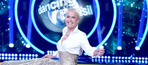 'Dancing Brasil' foi comandado por Xuxa Meneghel. (Reprodução/RecordTV)