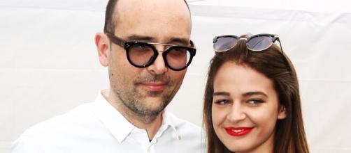 El publicista Risto Mejide y la influencer Laura Escanes.