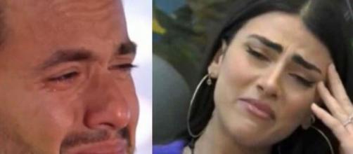 GF Vip, Pretelli frena con Giulia dopo incontro con psicologa: 'Avremmo dovuto aspettare?'