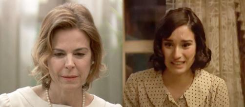 Il Segreto, trame Spagna: Begona appoggia Rosa appreso il suo disturbo mentale.