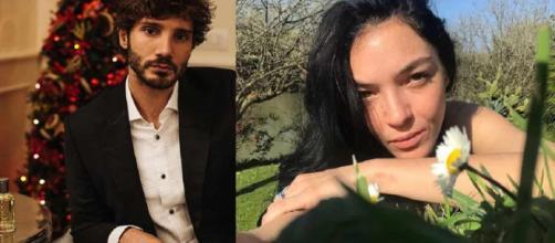 Stefano De Martino di nuovo con Mariacarla Boscono: lei entra a casa di lui con le chiavi.