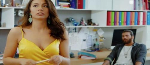 DayDreamer, anticipazioni puntata in onda giovedì 21 gennaio: Sanem indispettita dal comportamento di Can.