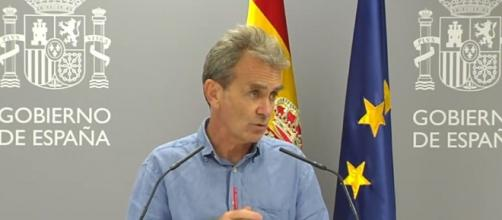 Fernando Simón había dicho que las UCI estaban al 21 % de ocupación.