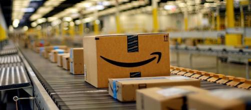 Assunzioni Amazon per i centri di distribuzione.