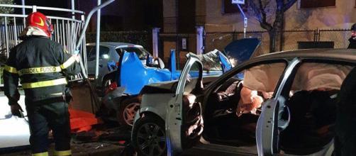 Incidente a Corsico: pirata della strada travolge auto, un deceduto.