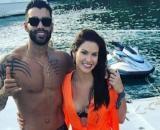 Gusttavo Lima e Andressa Suita posam juntos em foto. (Reprodução/Instagram)