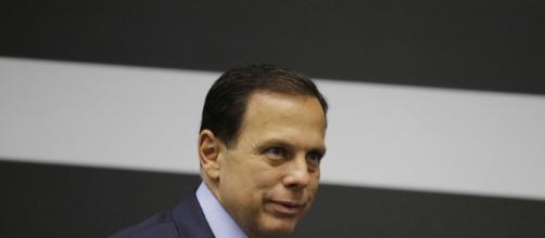 Governador de São Paulo, João Doria (PSDB) rebate críticas do ministro da Saúde, Eduardo Pazuello. (Arquivo Blasting News)