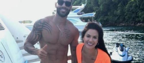Gusttavo Lima e Andressa Suita passam fim de semana juntos. (Reprodução/Instagram)