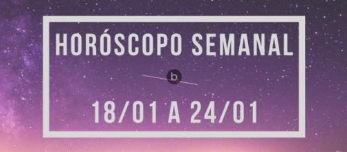 Horóscopo da semana entre os dias 18 e 24 de janeiro. (Arquivo Blasting News)