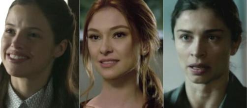 Josiane, Poderosa e Larissa são exemplos desta mudança. (Fotomontagem)