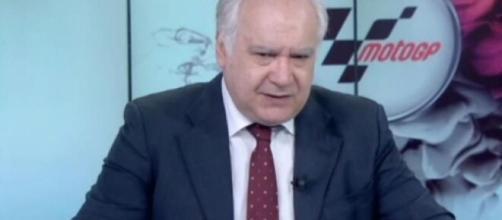 Mario Sconcerti, giornalista sportivo.
