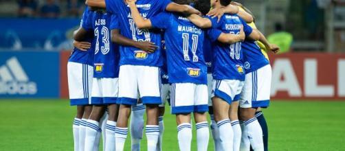 O Cruzeiro jogará a Série B em 2021. (Arquivo Blasting News)