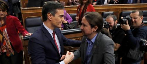 Pablo Iglesias sostiene que el PSOE no apoya la creación una empresa eléctrica de carácter público