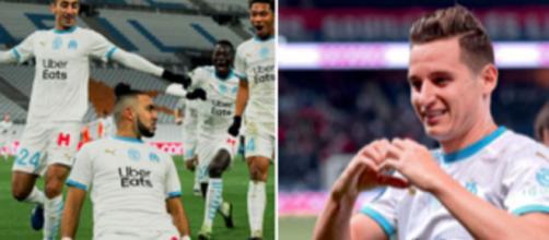 Payet, Thauvin est les joueurs de l'OM se font détruire par leurs supporters - Photo capture d'écran Instagram OM