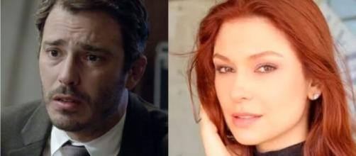 """Tobias e Angélica se entendem em """"Amor Sem Igual"""". (Fotomontagem)"""