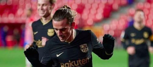 Antoine Griezmann tacle l'effectif, le vestiaire du Barça lui répond sèchement. ©antogriezmann Instagram Capture