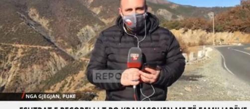 Arezzo, imprenditore scomparso in Albania: nella sua auto carbonizzata trovati resti umani.