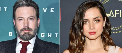 Ben Affleck y Ana de Armas rompen tras un año de relación