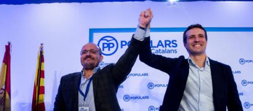 El PP de Cataluña hace un llamado a la unidad en torno a las elecciones regionales.