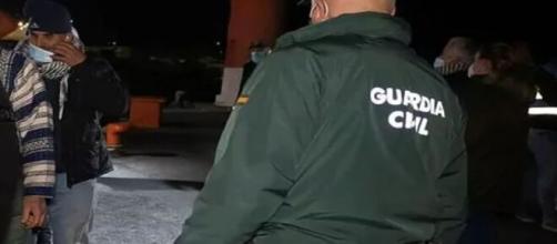 La Guardia Civil detuvo a un hombre por agresión sexual en un pueblo de Huesca