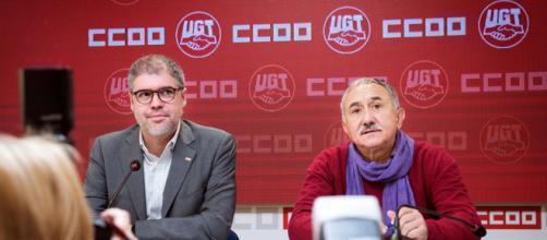 Los sindicatos reprochan que se siga usando a la Unión Europea como excusa para no aplicar políticas laborales