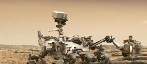 NASA Curiosity rover completed 3000 days on Mars. [©The News Matrix YouTube video]
