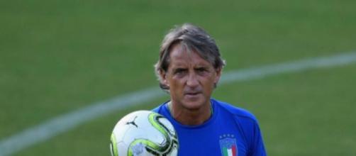 Roberto Mancini, commissario tecnico della nazionale italiana.