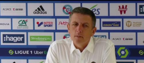 Thierry Laurey sur le départ, Pierre Ménès veut lancer 'un nouveau cycle'. ©L'Equipe video capture