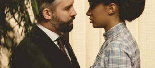 Una vita, trame al 29 gennaio: Marcia confessa a Felipe di non amare Santiago.