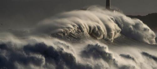 Alerta naranja por temporal marítimo en Galicia