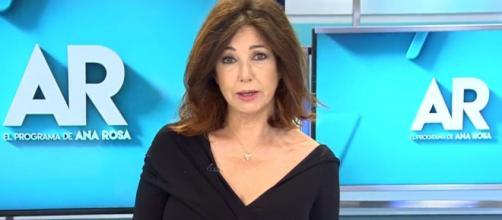 Ana Rosa critica duramente las nuevas decisiones del Gobierno, entre ellas, la reventa de 30.000 dosis a Andorra