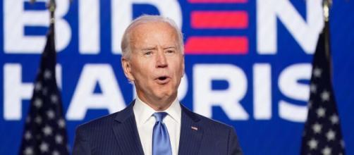 Biden toma posse nos EUA. (Arquivo Blasting News)