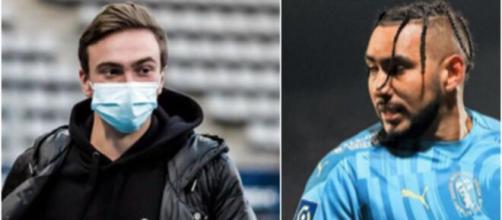 Dimitri Payet au coeur de tensions aves ses partenaires et son entraîneur. (Photo montage)