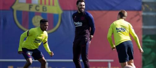 Eder Sarabia habló de su salida del FC Barcelona - culemania.com