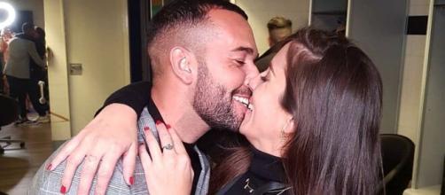 El matrimonio entre Anabel Pantoja y Omar Sánchez, aplazado