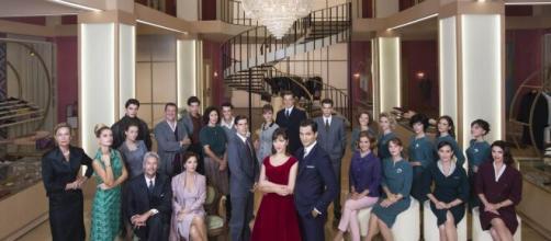 Il Paradiso delle signore, cambio programmazione 22 gennaio: in onda due episodi.