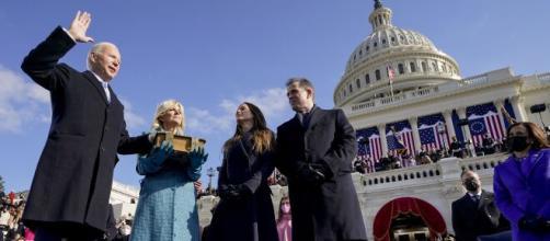 Joe Biden toma posesión como presidente de Estados Unidos. - telemundo.com