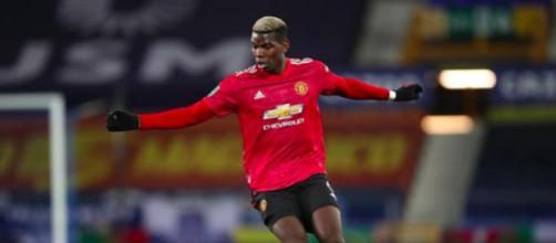 Le but incroyable de Paul Pogba avec Manchester United - ©Capture d'écran Instagram Paulpogba