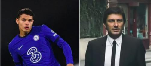 PSG : Leonardo dézingue Thiago Silva et met les choses au clair - ©thiagosilva Instagram/ Youtube vidéo