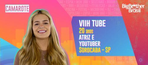 Viih Tube é participante do 'BBB21'. (Reprodução/YouTube)