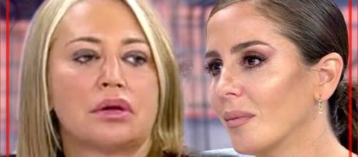 Belén Esteban, muy molesta con Anabel Pantoja