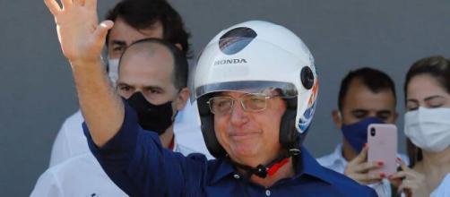 Bolsonaro disse que se for a vontade de Deus que ele cumprirá seu mandato. (Arquivo Blasting News)